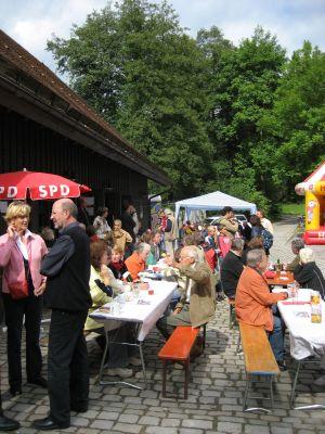 Auch 2021 gibt es wieder ein Fest bei der Mäulesmühle.